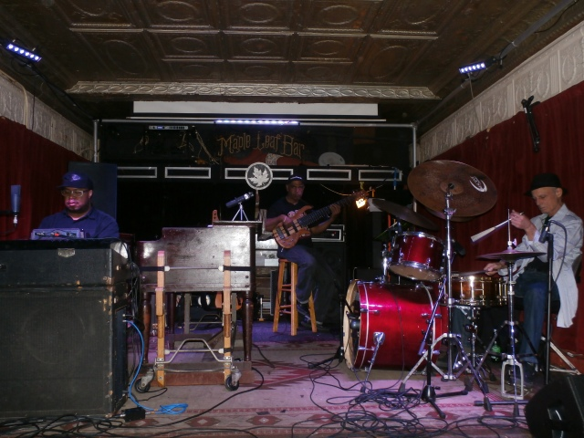 J. Vidacovich, Chris Severin, Nicolas Payton Trio